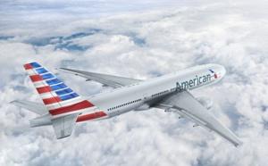 American Airlines change d'avion pour sa route entre Paris et New York