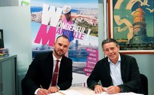 """""""Cruising Marseille Provence"""" : TourMaG.com lance un nouveau magazine pour les passagers en escale à Marseille"""