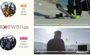 SkewerLab : les vidéos prédictives qui s'adaptent aux clients
