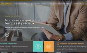 Groupe Linea Voyages : Linea Business met en ligne son site internet