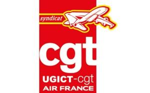 """Air France : pour la CGT les """"propositions sont éloignées des revendications"""""""