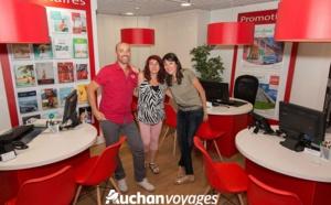 Auchan Voyage fête ses 20 ans