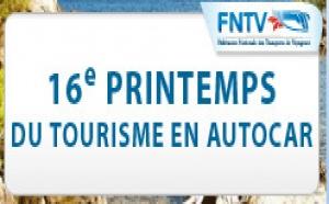 Le 16e Printemps du Tourisme en Autocar  : cap sur les jeunes et sur l'Europe