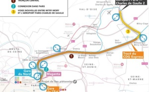 CDG Express : le projet repart de l'avant grâce au Conseil d'Etat