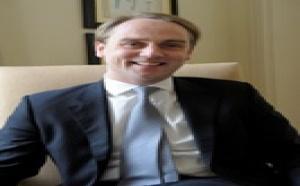 Edward Leenders nommé DG de l'Hotel Savoy à Florence