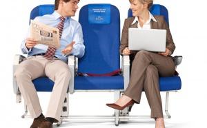 Europe : la classe affaires de KLM fait peau neuve