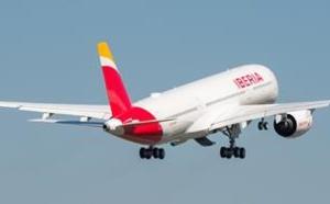 Iberia recevra 3 nouveaux Airbus A350 en 2019