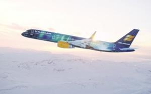 Icelandair dédie un avion aux aurores boréales
