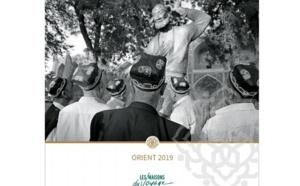 Les Maisons du Voyage : sortie du catalogue Orient 2019