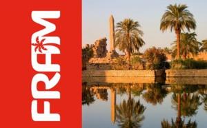 Fram met l'Egypte en vedette