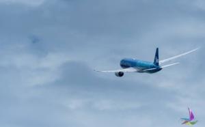 Polynésie : encore du neuf dans le ciel tahitien, avec l'arrivée de United Airlines