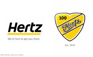 En 2018, Hertz célèbre 100 ans d'innovations