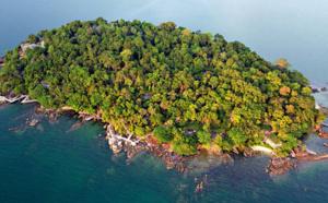 Six Senses ouvre un hôtel sur une île de 12 hectares au Cambodge (Photos)