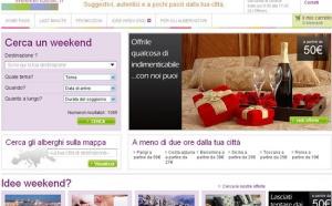 Weekendesk part à la conquête de l'Italie