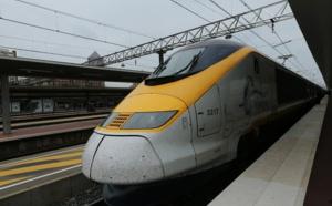 Eurostar affiche des résultats record au 3e trimestre 2018