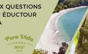 Le Costa Rica lance un e-learning Pura Vida