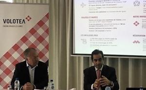 Volotea desservira Tanger au départ de Nantes en 2019