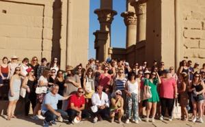 """Travel Evasion : retour sur le pari réussi de l'éductour """"Mission Egypte"""""""