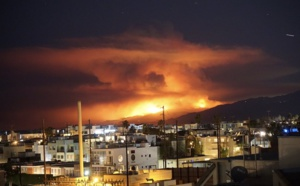 Incendies Californie : le Quai d'Orsay recommande d'éviter les zones concernées