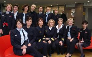 Air France : équipage 100% féminin pour le vol Paris- Hong Kong