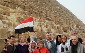 """Egypte : Chango Voyages y était et """"c'est maintenant qu'il faut visiter ce pays"""""""