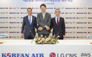 Korean Air transfère toutes ses applications et ses données vers le cloud