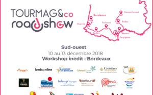 14 partenaires réunis au workshop pour la nouvelle formule du TourMaG&Co RoadShow