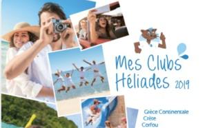 Brochure clubs Héliades : 2 nouvelles adresses à Madère et Santorin en 2019