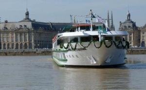 CroisiEurope inaugure le MS Princesse d'Aquitaine à Bordeaux