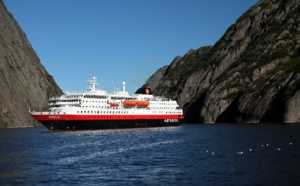 Hurtigruten veut faire naviguer ses navires au biogaz à base de déchets de poissons