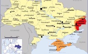 Ukraine : le Quai d'Orsay conseille d'éviter les rassemblements