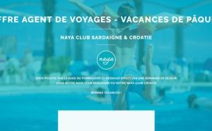 Naya Club : une offre spéciale pour les agents de voyages