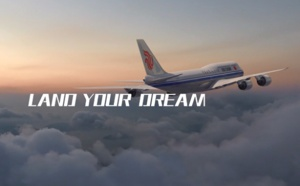 """Air China se bat contre son """"manque de notoriété en France"""""""