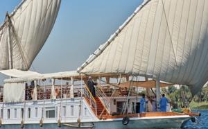 Egypte : la compagnie Lazuli Voyages se dote d'un nouveau dahabieh