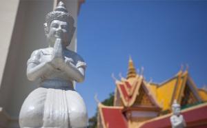 Cambodge : Air France inaugure son vol Paris - Phnom Penh