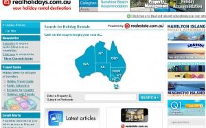 Australie : HomeAway acquiert realholidays.com.au