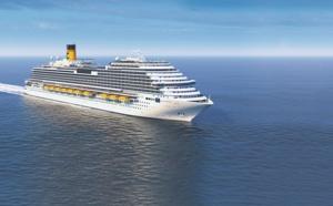 Costa Croisières : le Costa Venezia baptisé à Trieste en mars 2019