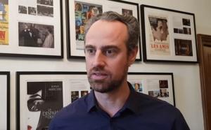 """Guillaume Linton (Asia) : """"Nous souhaitons nous ouvrir à d'autres marchés francophones"""" (Vidéo)"""