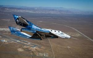 Tourisme Spatial : pour la première fois, le VSS Unity de Virgin Galactic atteint l'espace !
