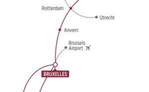 Thalys ouvre les ventes de sa nouvelle ligne Marne-la-Vallée - Amsterdam