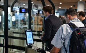 Aéroport : Lyon inaugure 10 nouveaux sas PARAFE