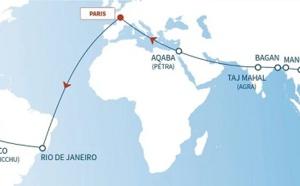 Safrans du Monde : early booking sur le tour du monde en avion privé 2019