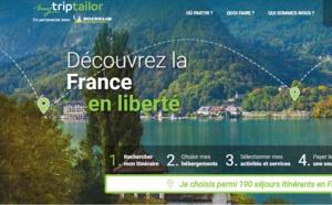 MyTripTailor, la plateforme de création de circuits en ligne de Michelin