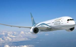 Oman Air : la flotte européenne accueille un nouveau Boeing 787-9