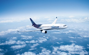 Air Transat ajoute un vol hebdo au départ de Lyon vers Montréal