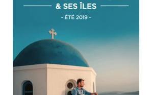 Héliades sort sa nouvelle brochure dédiée à la Grèce et ses îles