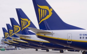 Ryanair lance un vol Rodez - Londres Stansted