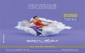 Openskies : offre promo pour le lancement de sa nouvelle campagne