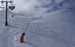 Isère : la neige de culture en passe de remplacer la neige naturelle ?