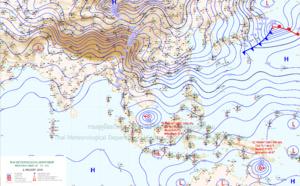 La tempête tropicale Pabuk va toucher la Thaïlande ce jeudi 3 janvier